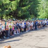 Останній дзвоник 24.05.2019 року смт Чкаловське