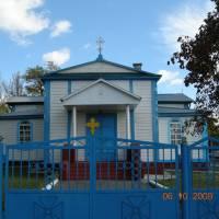 Перелік  будівель на території сільської ради