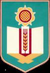 Герб - Сахновщинська селищна рада