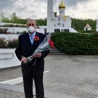 9 травня 2020 року вшанували всіх Захисників України, які боронили і боронять нашу рідну землю!