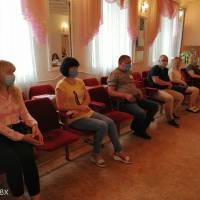 В Солоницівській селищній раді було проведено спільне мобілізаційне навчання