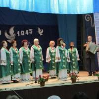 Концерт присвячений Дню перемоги над нацизмом у Другій світовій війні