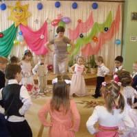 В я/с  «Барвінок-100» проходять святкові заходи  до Дня  8 Березня.