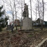 Братська могила в с. Молодова