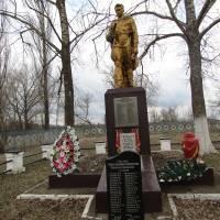 Братська могила в с. Томахівка