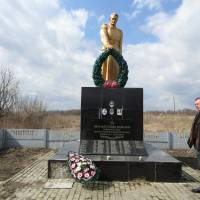 Братська могила в с. Перківка