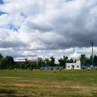 Стадіон смт Великий Бурлук