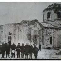 Храм Дмитра Солунського 1943 рік