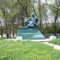 Пам'ятник Т.Г. Шевченко