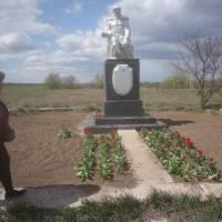 Упорядкування могил воїнам загиблим у Другій світовій війні