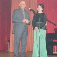 Святкування 45-и річчя Риковської ШЕВ