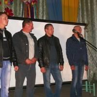Святкування Дня захисника України у с. Велика Благовіщенка