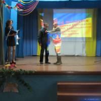 Святкування Дня захисника України у с. Ольгине