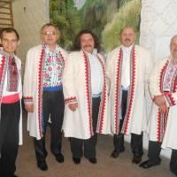 Чоловічий ансамбль «Колорит» Костянтинівський БК