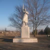 Меморіал Невідомому солдату в с. Костянтинівка