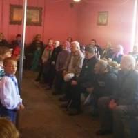Привітання з Днем громадян похилого віку Антонівський старостинський округ
