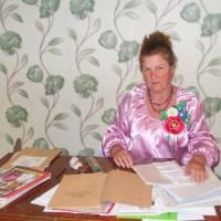 Директор Костянтинівського Будинку Культури Русанова Катерина Михайлівна
