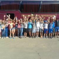 Вісті з Дитячої олімпіади Херсонщини 2017