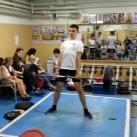 Іващенко Гліб підкорює вагу