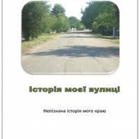 Есе Історія вулиці Т.Я.Левицького