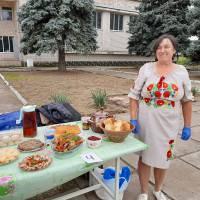 кулінарний конкурс, с. Макарівка