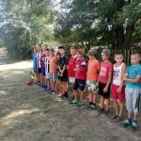 Cпортивні змагання з нагоди святкування Дня смт Мирне