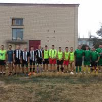 Футбол Олександрівка