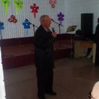 Голова ветеранської ради Овінніков О.П.