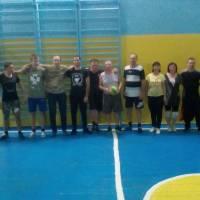 Змагання з волейболу смт.Мирне