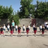 Змагання вихованців ДНЗ Перші кроки