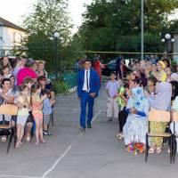 Випускний вечір у Хрестівській ЗОШ І-ІІІ ступенів- 27.06.2017