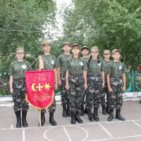 Всеукраїнська дитячо-юнацька  військово-спортивна патріотична гра «ДЖУРА»(Сокіл)