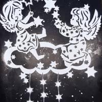 Назва роботи: «Різдвяні янголи» Виконавець: Картавець Дмитро,  учень  Новонаталівської ЗОШ І – ІІ ступенів
