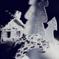 Назва роботи: «В очікуванні свята» Виконавець: Каращук Ростислав, учень Хрестівської  ЗОШ І – ІІІ ступенів