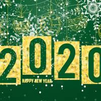 СВЯТКУЄМО НОВИЙ 2020 РІК