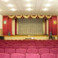 Глядацька зала будинку культури