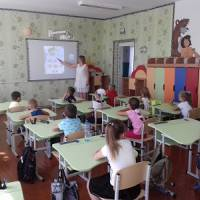 Строганівська ЗОШ 1 клас