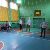 Змагання з волейболу с. Григорівка 2017 р.