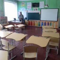 Строганівська ЗОШ, 1 клас