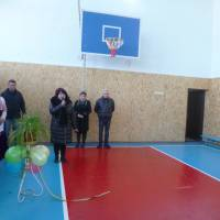 Відкриття спортивного залу с. Павлівка 2017