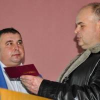 Перша сесія Білогірської селищної ради VIII скликання