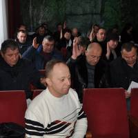 Засідання одинадцятої чергової сесії