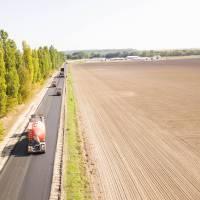 Поточний ремонт дороги у напрямку села Жижниківці