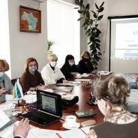 Робоча зустріч з Департаментом соціального захисту населення Хмельницької ОДА