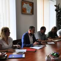Робоча зустріч з консультантами Хмельницького регіонального відділення АМУ