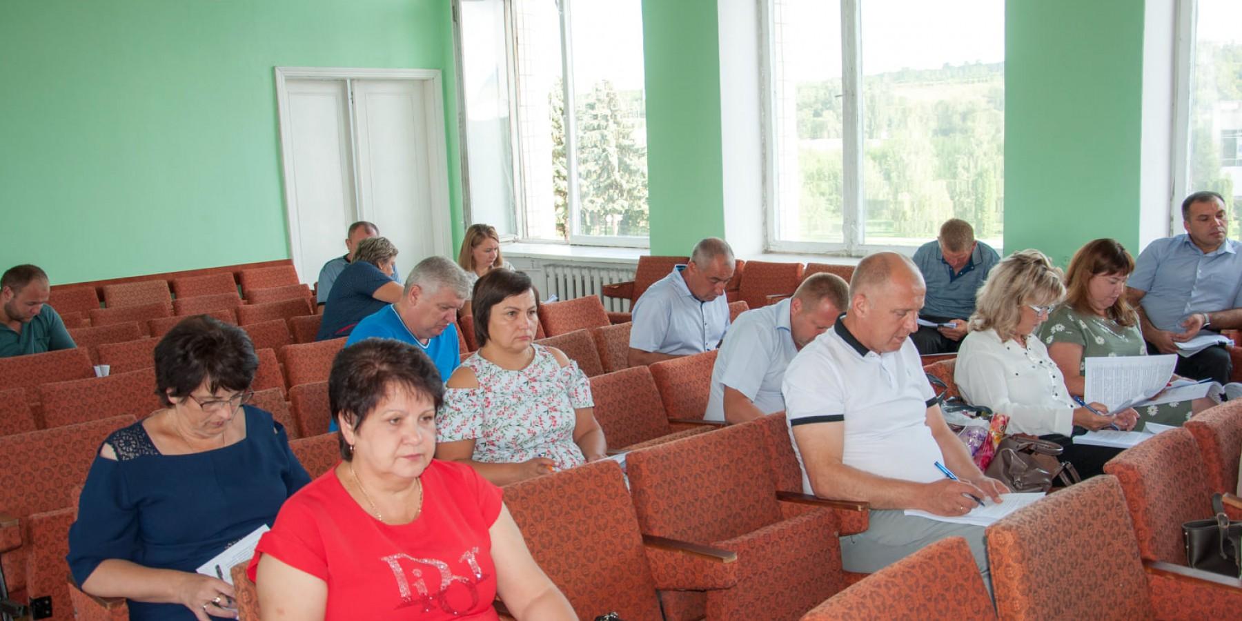 Сесії Білогірської селищної ради