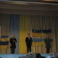 Виступ жіночої вокальної групи Писарівсього СБК