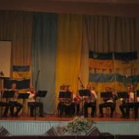 Виступ духового оркестру Війтовецької громади