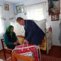 привітання від фонду С.Лабазюка МИ ПОРУЧ