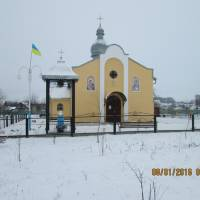 Церква Преображення Господнього смт.Війтівці